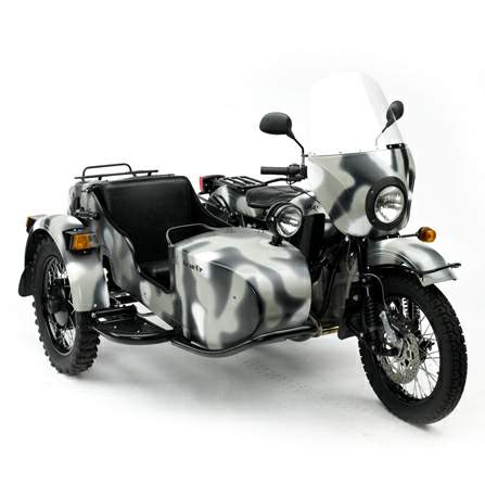 Ural M70 Arctic technical specifications